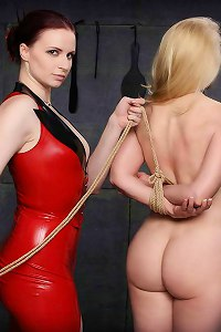 KenMarcus Sample Gallery Submissann Blonde Spanking Ball Gags Lezdom