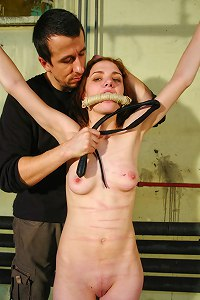 Brutal Whipping, Spanking, Corporal Punishment, Flogging, BDSM, and Suspension